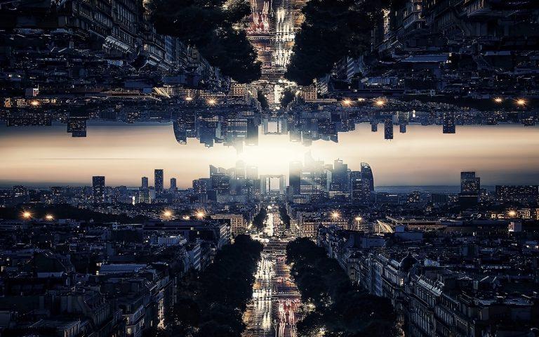 Reverse City
