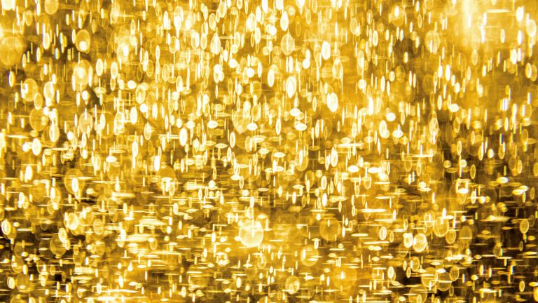 Gold Reflect