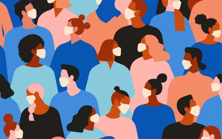 Crowd Illustration